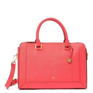 MCM  Satchel/Crossbody Bag
